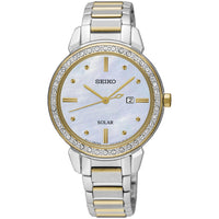 Seiko Conceptual Solar Powered Ladies Watch -  SUT328P