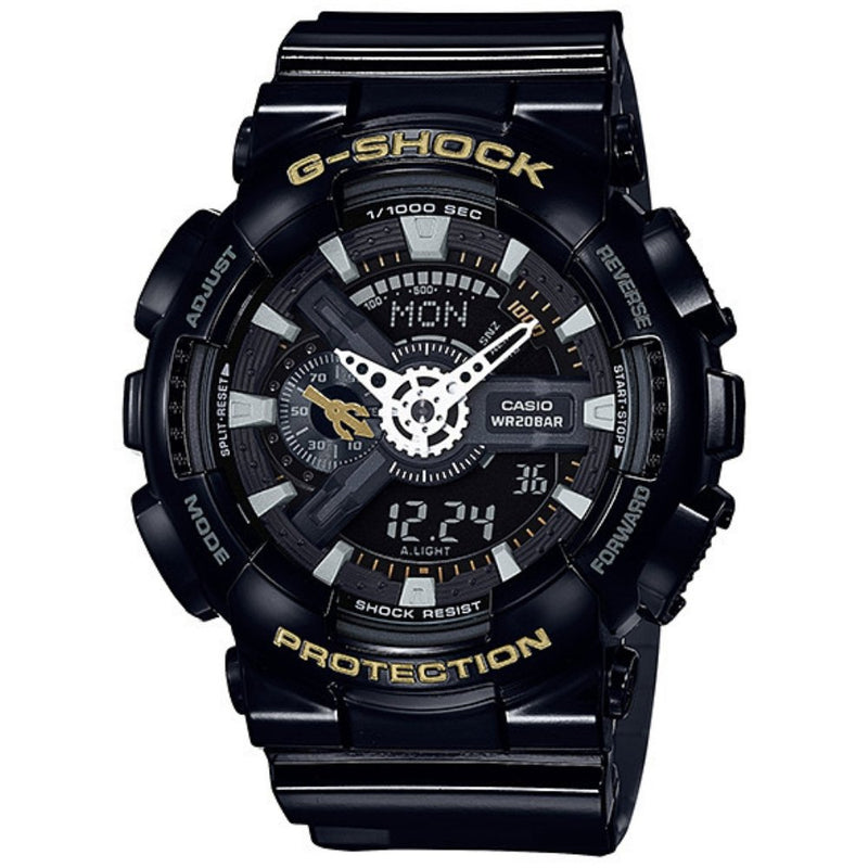 Casio G-Shock Limited Edition Duo Chrono Men's Watch - GA110SLV-1A