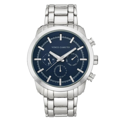Vince Camuto Stainless Steel Men's Watch - VC1122NVSV
