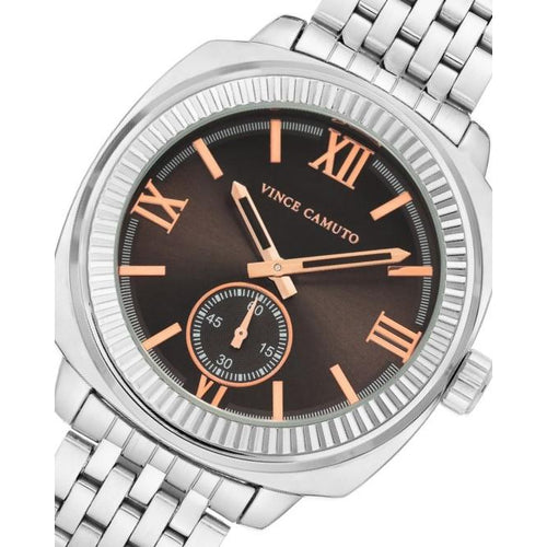 Vince Camuto Stainless Steel Men's Watch - VC1132GYSV