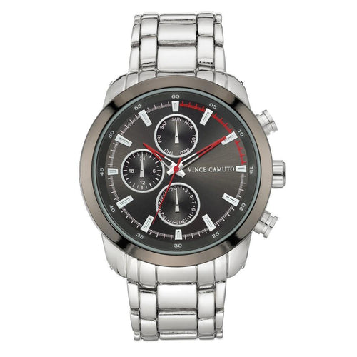 Vince Camuto Stainless Steel Men's Watch - VC1133GNSV