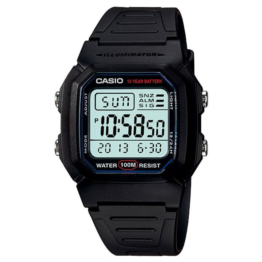 Casio Classic Men's Digital Sport Watch - W800H-1