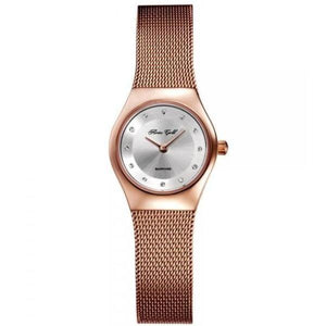 Aries Gold Ladies Enchant Quartz Watch - L-138-rg-w