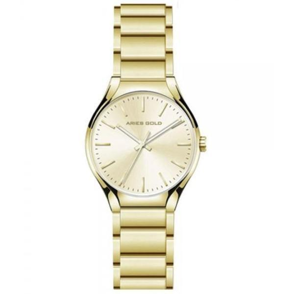 Aries Gold Ladies Urban Quartz Watch - L-1006Z-G-G