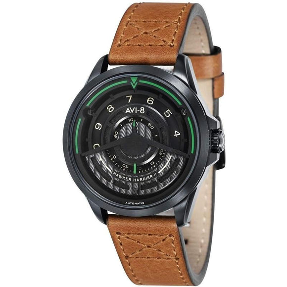 AVI-8 HAWKER HARRIER II Men's Automatic Watch - AV-4047-04