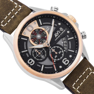 Avi-8 HAWKER HARRIER II Quartz Mens Chronograph AV-4051-01