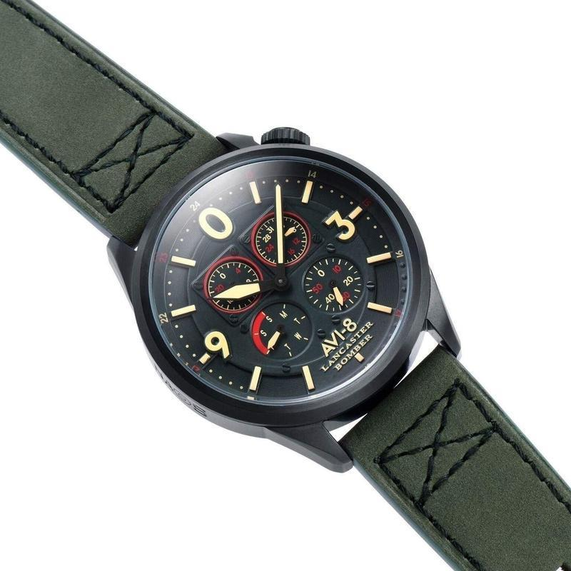 AVI-8 LANCASTER BOMBER Men's Watch - AV-4050-04