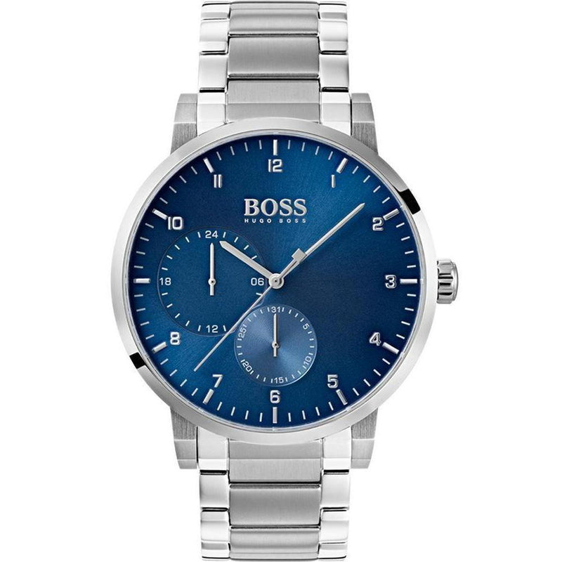 BOSS Oxygen Blue Dial Men's Watch - 1513597
