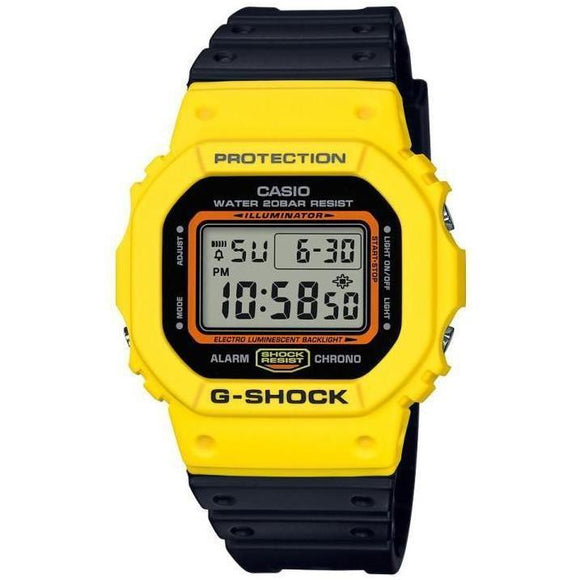 Casio G-SHOCK Digital Watch - DW5600TB-1D