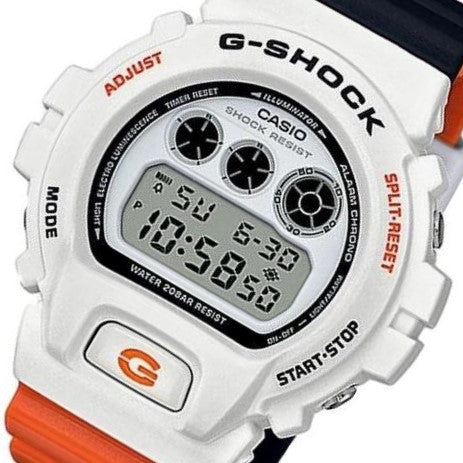 Casio G-SHOCK x Marok 51mm Digital Men's Watch - DW6900NC-7D