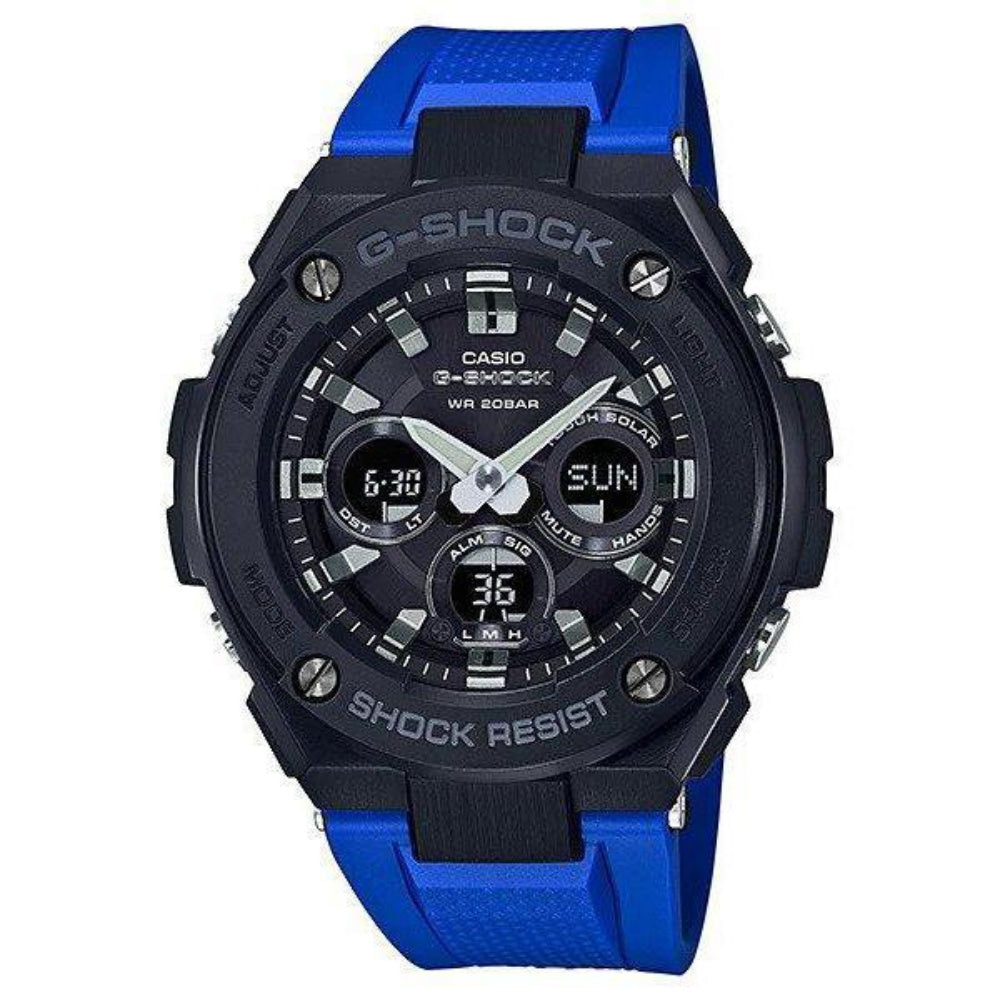 Casio G-SHOCK G-Steel Duo Chrono Watch - GSTS300G-2A1
