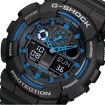 Casio G-SHOCK 55mm Men's Watch - GA100-1A2
