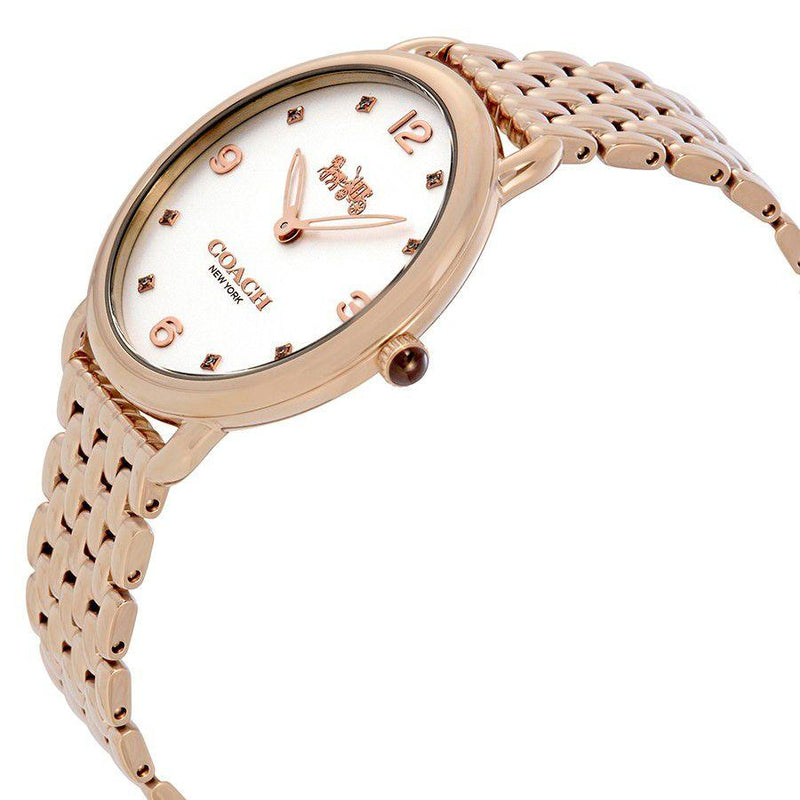 Coach Delancey Gold Ladies Watch - 14502787-The Watch Factory Australia