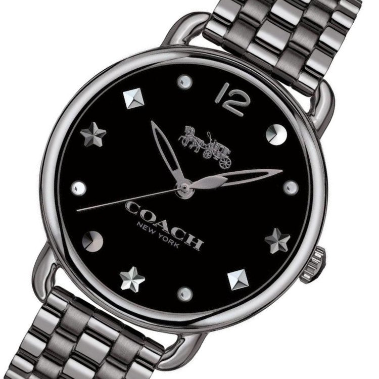 Coach Delancey Ladies Quartz Watch - 14502812