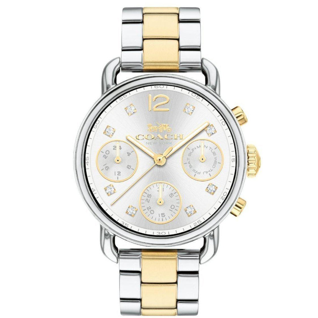 Coach Delancey Ladies Sport Watch - 14502946-The Watch Factory Australia