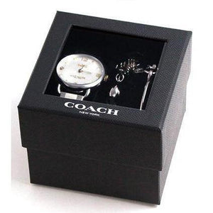 Coach Delancey Ladies Watch and Charms Gift Set - 14000056-The Watch Factory Australia
