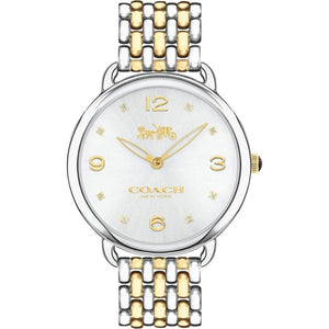 Coach Delancey Quartz Watch - 14502788-The Watch Factory Australia