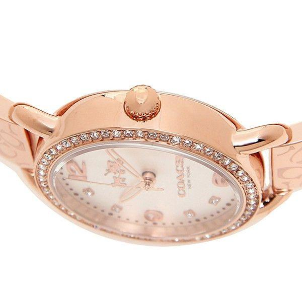 Coach Delancey Rose Gold Ladies Watch - 14502355-The Watch Factory Australia