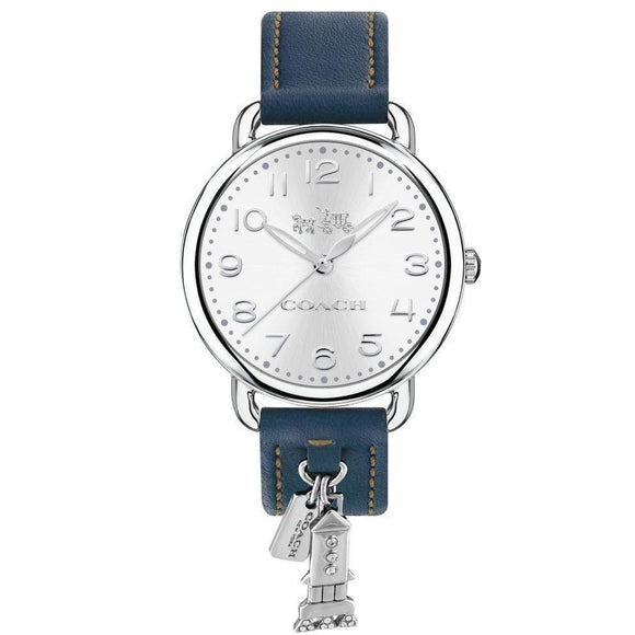 Coach Delancey Silver Ladies Watch - 14502821-The Watch Factory Australia