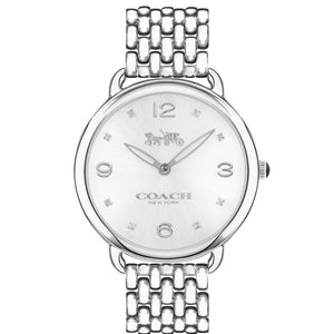 Coach Delancey Slim Quartz Ladies Watch - 14502785-The Watch Factory Australia