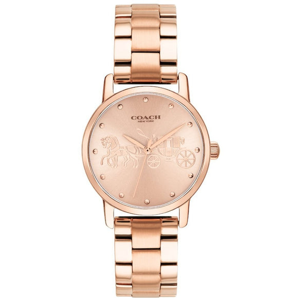Coach Grand Ladies Watch - 14502977-The Watch Factory Australia