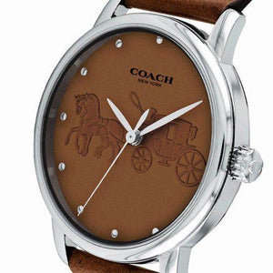Coach Grand Saddle Women's Watch - 14502972
