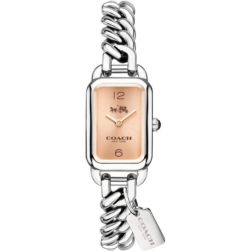 Coach Ladies Beige Watch - 14502720-The Watch Factory Australia