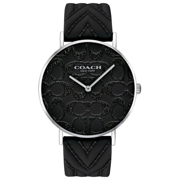 Coach Ladies Black Perry Watch - 14503028