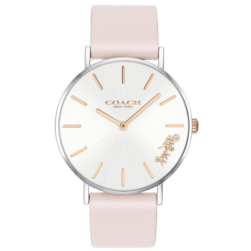 Coach Ladies Blush Pink Perry Watch - 14503118