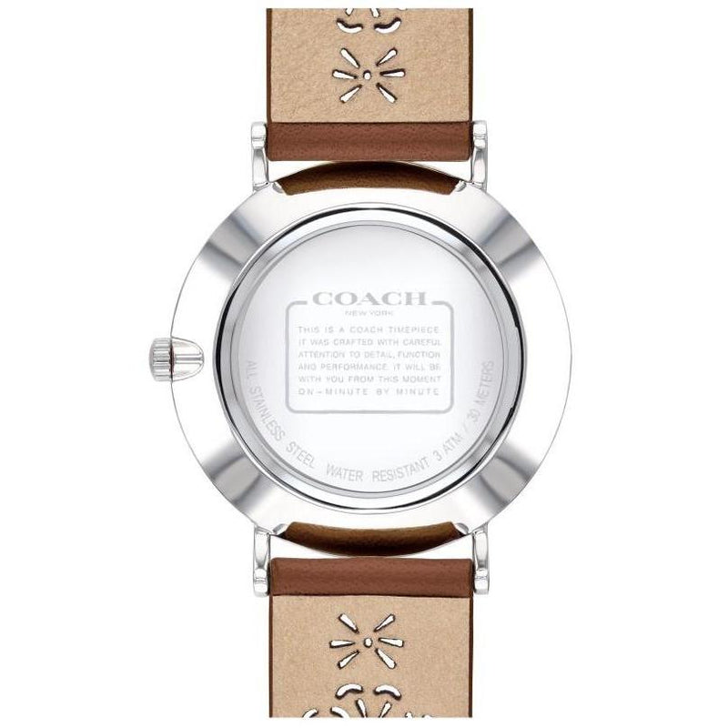 Coach Ladies Brown Perry Watch - 14503031