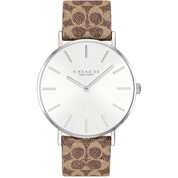 Coach Ladies Brown Perry Watch - 14503122