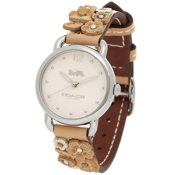Coach Ladies Delancey Tea Rose Watch - 14502873