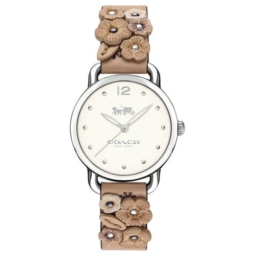 Coach Ladies Delancey Tea Rose Watch - 14502873-The Watch Factory Australia