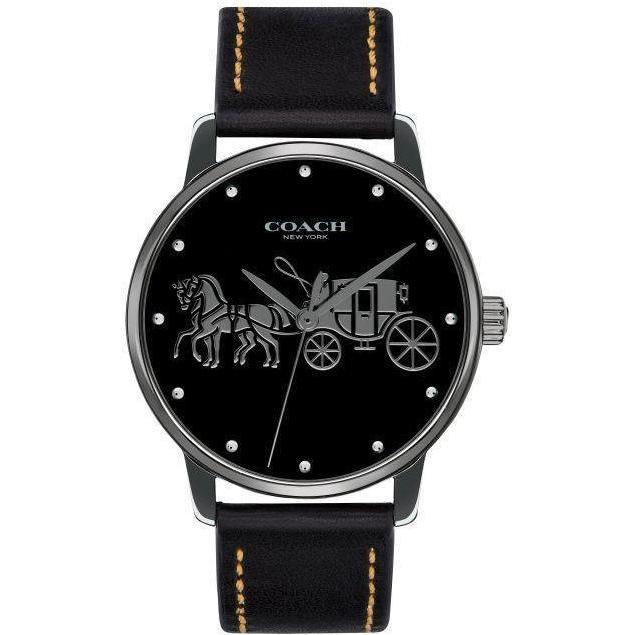 Coach Ladies Grand Watch - 14502974-The Watch Factory Australia