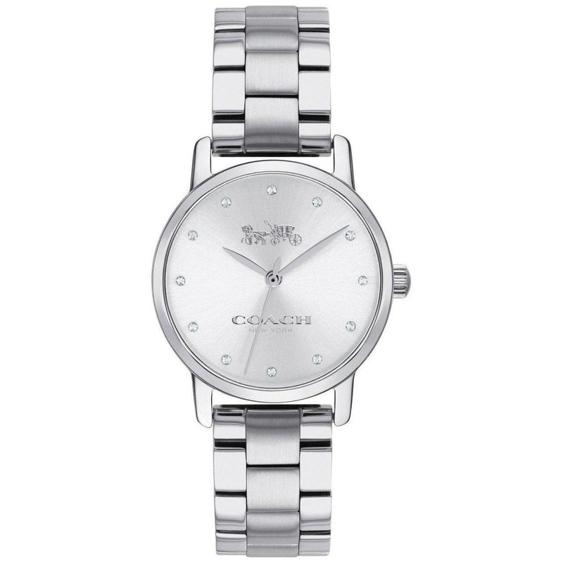 Coach Ladies Grand Watch - 14503001-The Watch Factory Australia