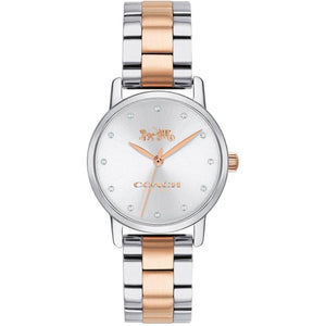 Coach Ladies Grand Watch - 14503005-The Watch Factory Australia