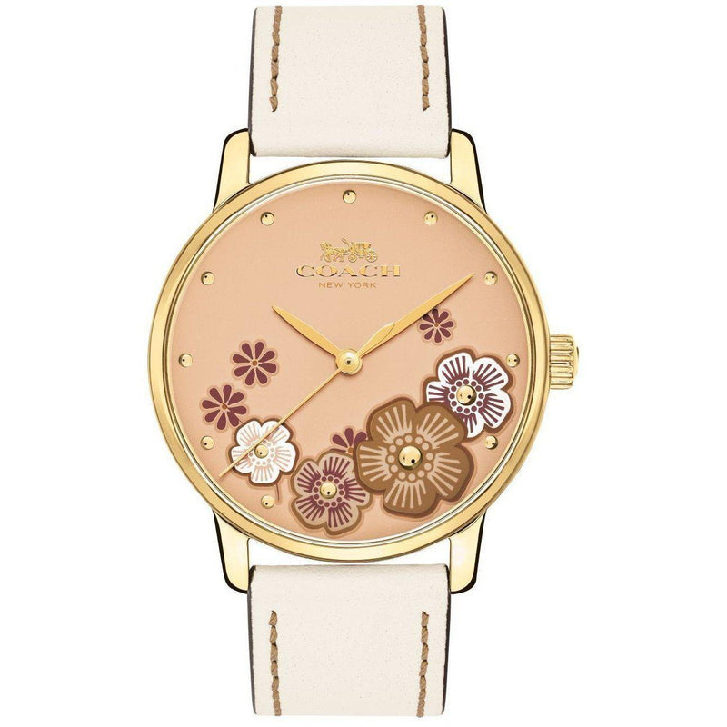 Coach Ladies Grand Watch - 14503008-The Watch Factory Australia