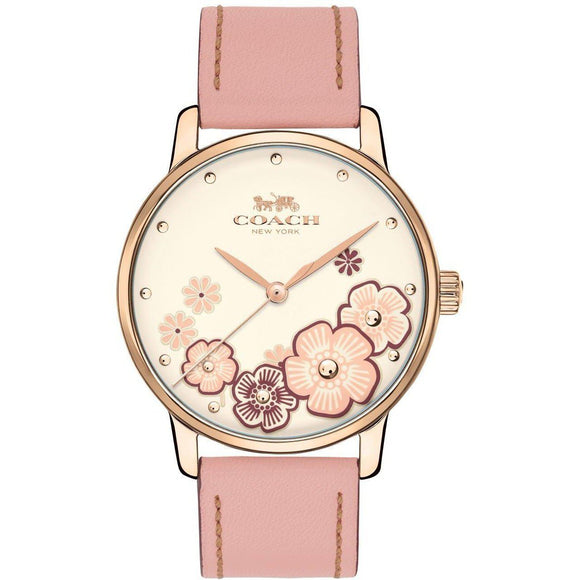 Coach Ladies Grand Watch - 14503009-The Watch Factory Australia