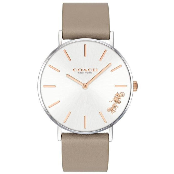Coach Ladies Grey Perry Watch - 14503119