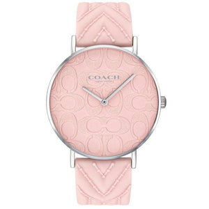 Coach Ladies Pink Perry Watch - 14503025