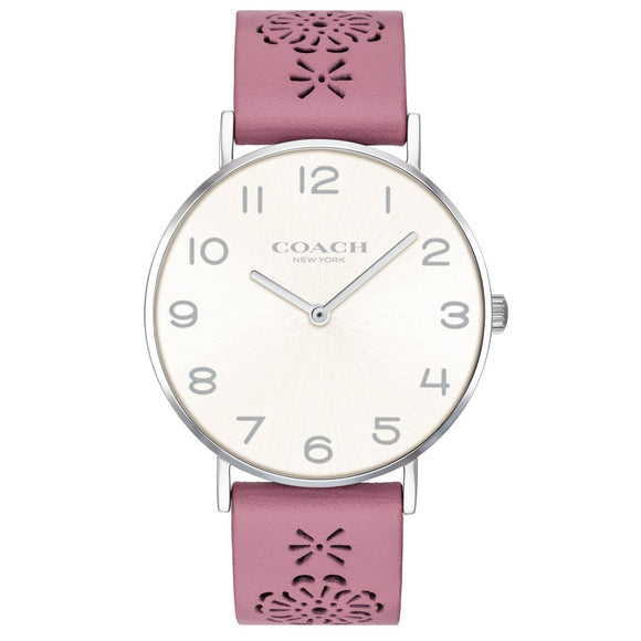 Coach Ladies Pink Perry Watch - 14503030