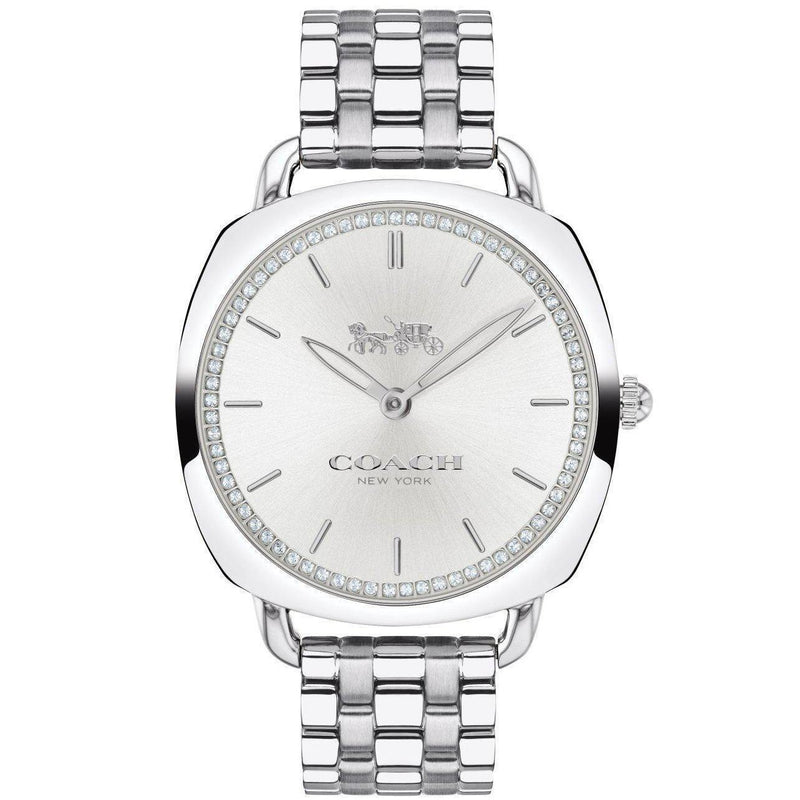 Coach Ladies Slim Tatum Watch - 14503010-The Watch Factory Australia