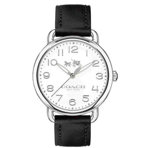 Coach Leather Ladies Watch - 14502714-The Watch Factory Australia