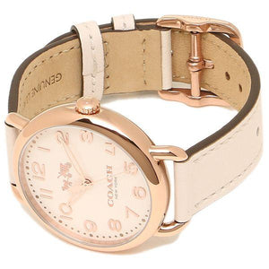 Coach Rose Gold Ladies Watch - 14502716-The Watch Factory Australia