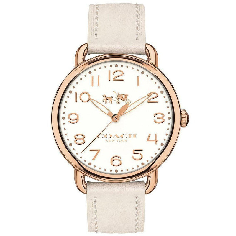 Coach Rose Gold Ladies Watch - 14502716