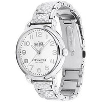 Coach Silver Ladies Watch - 14502495-The Watch Factory Australia
