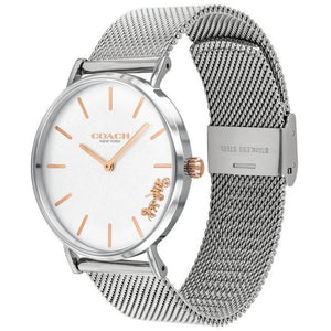 Coach Silver Mesh Ladies Watch - 14503124