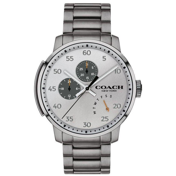 Coach Stainless Steel Men's Watch - 14602359