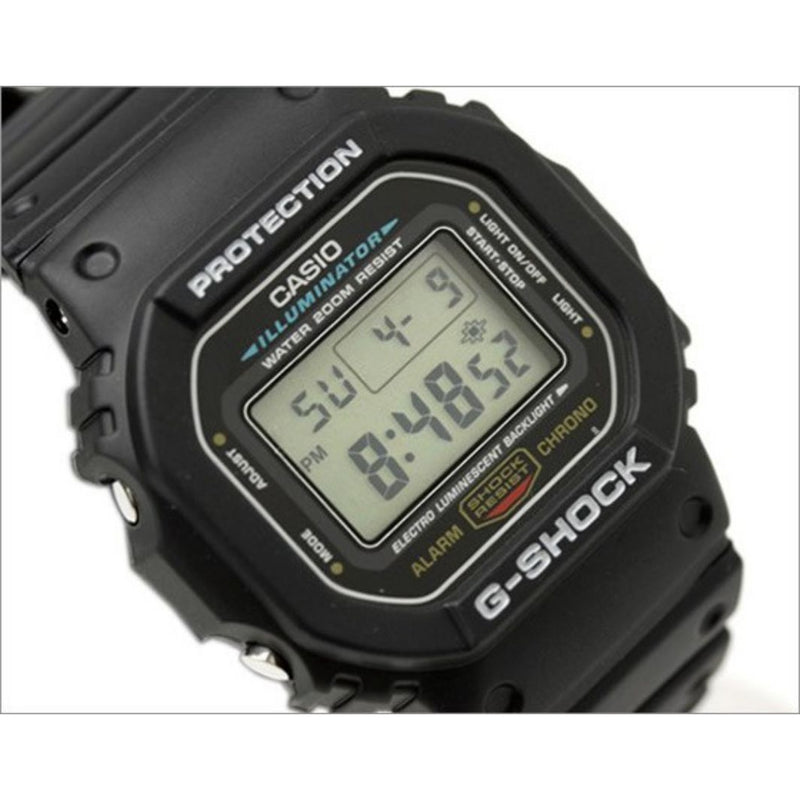 Casio G-Shock Men's Classic Digital Sport Watch - DW5600-1