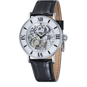 Earnshaw Darwin Automatic Leather Mens Watch - ES-8038-02-The Watch Factory Australia